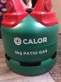 Brand new calor gas