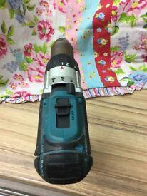 makita bhp451 lithium 3speed 18v hammer drill