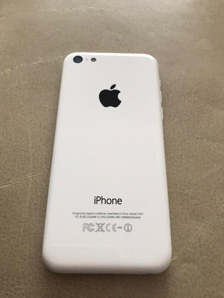 Cheap IPhone 5c unlocked white colour. Excellent conditionin Alum Rock, West MidlandsGumtree - Apple iPhone 5cMemory 8gbColour white Network unlocked use any SIM card Very good condition. Charger includedAll in perfect working order, comes with warranty for your peace of mind. Genuine U.K. Phone.Buy with confidence from a reliable retailer...