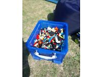 LEGO 8kg of mixed lego pieces