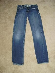 Girl's Abercrombie Blue Jeans, size 14 London Ontario image 1