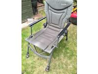 Extremely comfortable foldable fishing chair