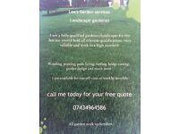 Lee's Gardening Services