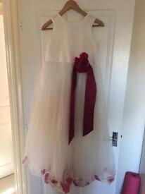 Bridesmaid Dress - Age - 12