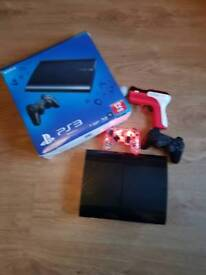 PlayStation 3 12gb with Sony move