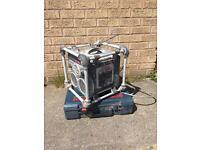 Bosch 24v SDS and site radio power pack