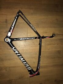 Specialized SL2 frame 56cm (less Forks)