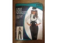 Ladies Hangster fancy dress size L 16-18
