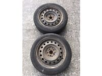 avon enviro 185 65 15 & new winter tyres 205 55 16