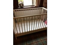 Ikea cot *as new*