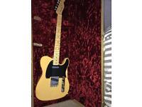 Fender telecaster 52 reissue