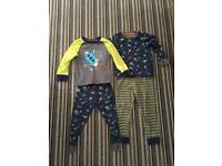 Mothercare pyjamas age 3-4