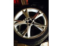 Alloy Wheels 19 inch Good Condition