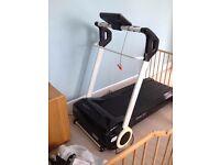 Reebok i-run motorised treadmill running machine