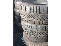 205 55 15 winter/snow & all season tyres pairs and sets