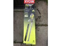 BRAND NEW Ryobi Lithium 18V ONE+ Cordless Hedge Trimmer £60 only