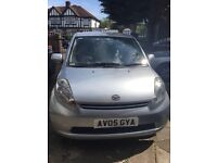 Daihatsu Sirion 1L Small Reliable Car Cheap Insurance 53k Mileage PX WELCOME
