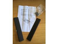 "Denon RMMC6000/B Rackmount Kit for Denon MC6000 MK1 or Mk2 Controller (19"" Rack Mount Kit) [Boxed]"