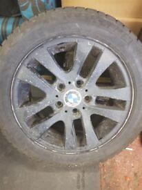 BMW alloy wheels 1 series 3 series e90 e87 e46