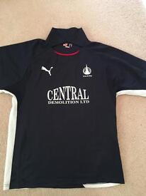 Falkirk home shirt