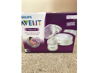Avent Electric Breast Pump. Excellent condition, hardly used. Boxed.