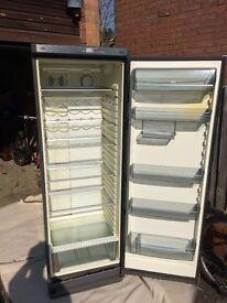 AEG Santo stainless steel larder fridge