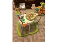 Fisher price Jumperoo (space saver)