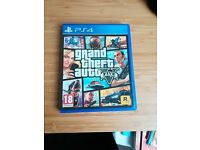 Grand Theft Auto V (PS4 Edition)