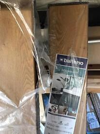 Balterio laminate flooring in oak