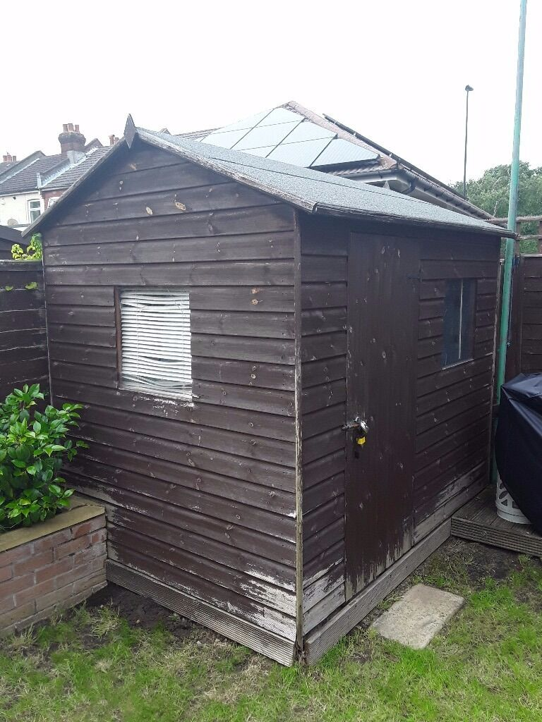 8x6 garden shed sold - Garden Sheds Gumtree
