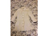 Burberry blouse size 12
