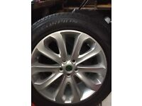 Brand New Range Rover Alloy Wheel With Pirelli Tire Never Been On the car . It's A 255/55/ R20