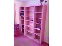 Massive book shelf set of shelves bookshelf 196cm x 180cm