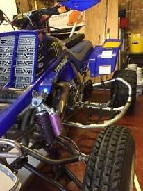 Yamaha banshee not raptor yfz ltr