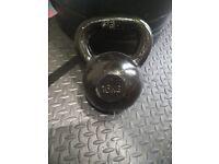 Kettlebells: 16kg, 20kg, 24kg, 28kg, 32kg for sale