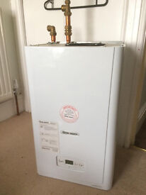 Glow worm Ultimate 24h gas boiler