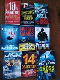 James Patterson murder mystery.. Absolutely pristine new condition