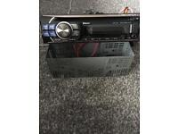 Alpine Car Stereo CDE-126BT