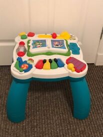 Leap Frog Learn & Groove Musical Table