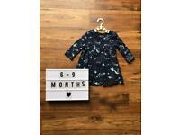 6-9 Month Astronomy Dress