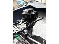 MAC OUTBOARD 4HP 2STROKE SHORT SHAFT