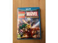 Wii U LEGO Marvel Super Heros