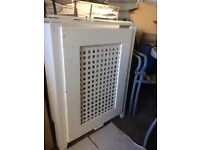 2 radiator covers for sale