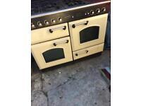 Range master cooker free