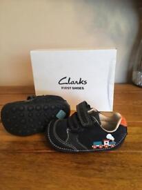 Clarke's leather tiny toms