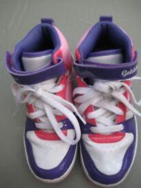 Golddigga Shoes - UK Size 1 - hardly worn, as new
