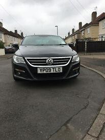VW Passat CC 170HP High Specs + 1 Year MOT REDUCED!! £4999