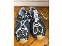 Sailing deck shoes. Size 8.5