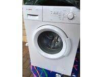 BOSCH Washing Machine 2yrs old