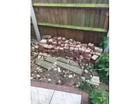 Free rubble/bricks